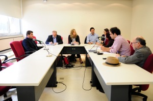 Vereadores da Cece receberam as sugestões à proposta de Vendruscolo,  Foto: Desirée Ferreira