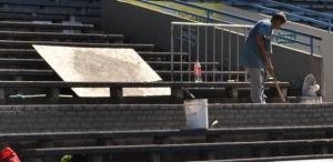 Estádio Olímpico passa por reformas para treinamentos da Copa do Mundo