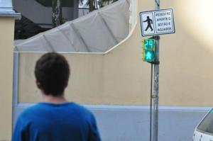 EPTC alterou o tempo de 238 semáforos na cidade Crédito: André Ávila