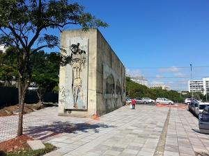 Revitalização da Praça Dom Sebastião - Foto: Gilberto Simon - Porto Imagem