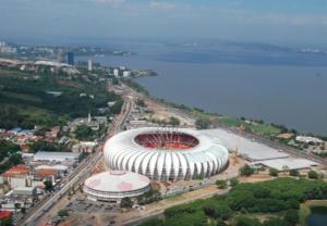 Prefeitura vai processar Inter por lixo no entorno do Beira-Rio