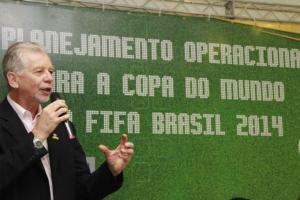 Fortunati garante obras viárias para Copa prontas em maio  Crédito: Ricardo Giusti / PMPA / CP
