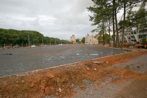 Andrade Gutierrez se exime de remover entulhos do entorno do Beira-Rio Crédito: Ricardo Giusti / CP
