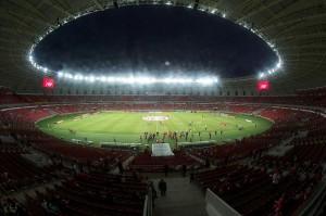 Beira-Rio passará por várias mudanças internas para receber a Copa (Foto: Alexandre Lops/Divulgação Inter)