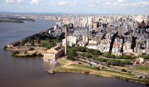 Capital gaúcha está atrás apenas de São Paulo e Rio de Janeiro Foto: Ivo Gonçalves/PMPA