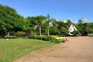 """Parque Moinhos de Vento """"Parcão"""". Foto: Gilberto Simon"""