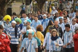 Caminho do Gol - Foto: Gilberto Simon