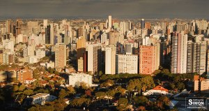 Curitiba, Paraná. Foto: Gilberto Simon