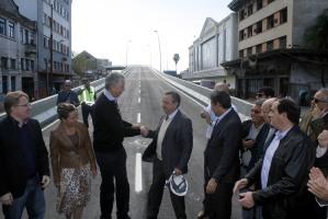 Prefeito destacou a importância da obra para a cidade Foto: Ricardo Giusti/PMPA