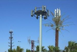 Proposta estabelece distância mínima de 500 metros entre as torres.  Foto: Divulgação / CMPA