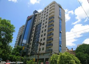 Hotel Mercure Manhattan - Porto Alegre. Foto: Gilberto Simon