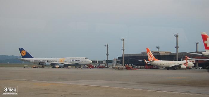 Dia 9 de julho, Guarulhos recebeu 1.040 voos. Foto: Gilberto Simon