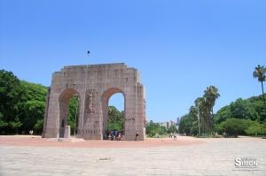 Monumento ao Expedicionário - Foto: Gilberto Simon