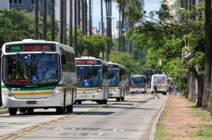Prefeitura decide internacionalizar edital do transporte público na Capital  Crédito: André Ávila / CP Memória