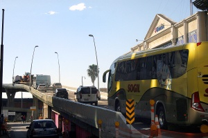 Mudanças são complemento à construção do viaduto Júlio de Castilhos Foto: Ricardo Giusti/PMPA