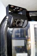 Quatro câmeras deverão ser instaladas em cada ônibus  Foto: Fernanda Leal/Divulgação PMPA