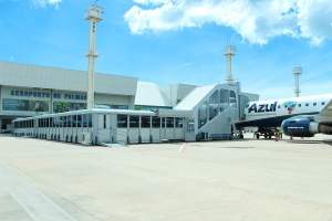 Aeroporto de Palmas, TO. Foto: Ortobras