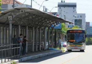 Associação Nacional das Empresas de Transportes Urbanos fez pesquisa em Porto Alegre e mais oito capitais  Crédito: Samuel Maciel / CP Memória