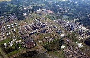 Foto aérea do Polo Petroquímico de Triunfo - Foto: Gérson Ibias