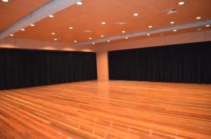 Sala de música prestes a sr inaugurada |Foto:Divulgação