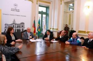 Prazo para regulamentação das novas regras é de 90 dias  Crédito: Evandro Oliveira / PMPA / CP