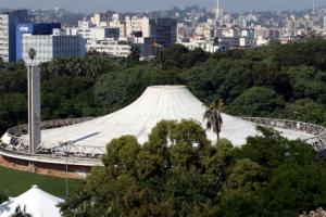 Valores são refentes à administração do Auditório Araújo Vianna  Crédito: PMPA Divulgação / CP