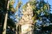 Monumento a Giuseppe e Anita Garibaldi, na Praça Garibaldi Foto: Flavia Boni Licht/Divulgação PMPA