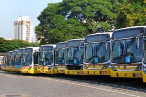 Novo edital do transporte público da Capital foi lançado nesta sexta  Crédito: Samuel Maciel