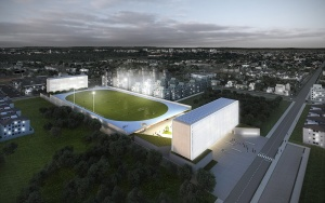 Projeto do Campus Igara da UFCSPA. Imagem: Escritório OSPA.