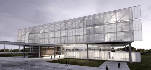 Terceiro Lugar - Alves & Gonçalves Arquitetura e Urbanismo . Image Cortesia de IAB-RS