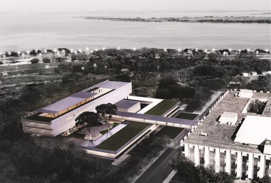 Quarto Lugar - ARQBR Arquitetura e Urbanismo Eireli . Image Cortesia de IAB-RS