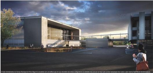 Menção Honrosa - Marcio Braun Arquitetura e Projetos . Image Cortesia de IAB-RS