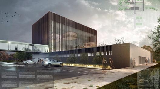 Menção Honrosa - Nouveau Arquitetura e Construção . Image Cortesia de IAB-RS