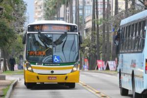 Projeto que prevê sinalização com itinerário das linhas também foi aprovado   Foto: André Avila / CP Memória