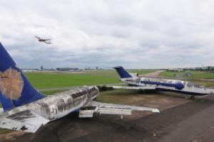 Boeings pararam de voar na década de 90 | Foto: André Ávila