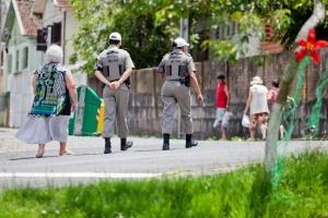 Policiais do Rio Grande do Sul são considerados honestos e confiáveis por 62% da população - Foto: Camila Domingues/Palácio Piratini - Download HD (N/A)