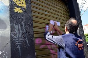 Ação foi realizada devido a reclamações de moradores e associação Foto: Agnese Schifino/Divulgação PMPA