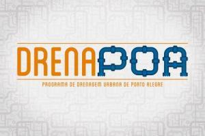 Recursos serão investidos na execução de obras do Programa DrenaPOA. Divulgação/PMPA