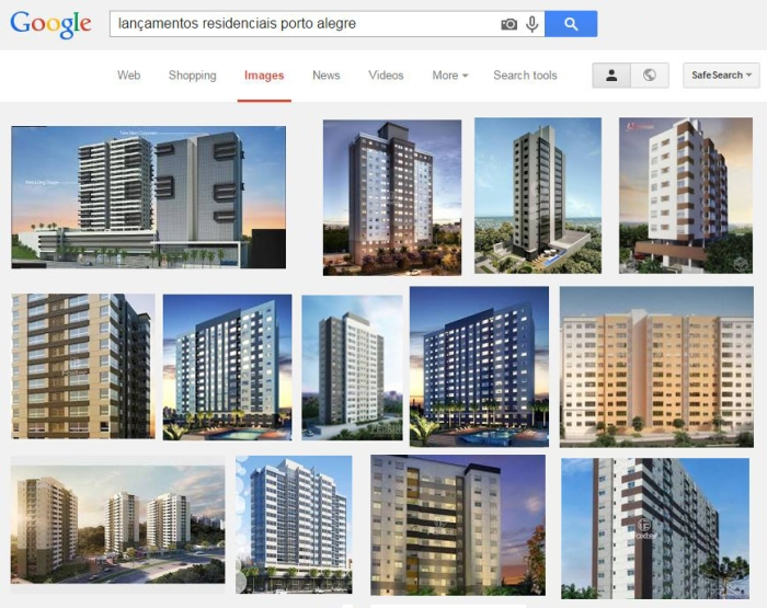 Os lançamentos imobiliários nas nossas cidades são assustadoramente semelhantes.