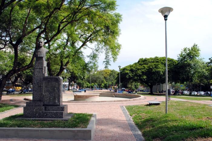 Local foi revitalizado e recebeu investimentos de R$ 912 mil Foto: Sérgio Louruz/Divulgação PMPA