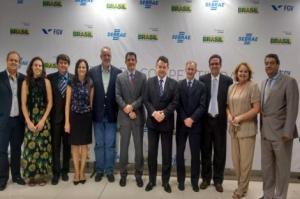 Divulgação dos dados do Ministério do Turismo foi realizada em Brasília Foto: Divulgação/PMPA
