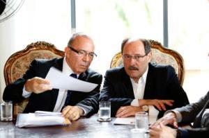 Ministro Eliseu Padilha defende concessão do Salgado Filho à iniciativa privada | Foto: Luiz Chaves / Palácio Piratini / CP