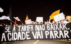 Manifestações no Brasil em 2013
