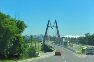 Reparos em viaduto na Zona Sul serão concluídos até março | Foto: Paulo Nunes