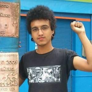 Vicente Mertz participou das manifestações de 2013   Foto: Divulgação/Facebook
