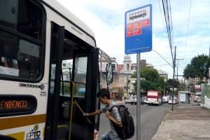 Capital gaúcha registrou tempo de viagem de 56 minutos em média por linha Foto: Marcela Barbosa/Divulgação PMPA