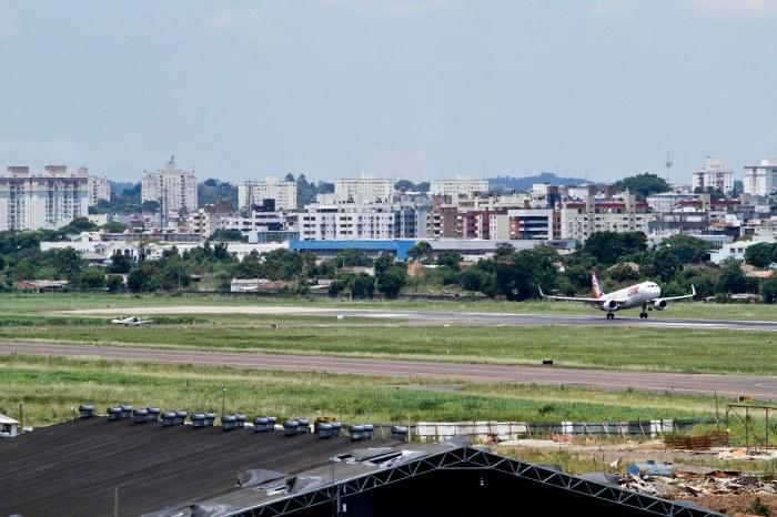 Prefeitura transferiu a área necessária ao início da obra em janeiro de 2011 Foto: Joel Vargas/PMPA