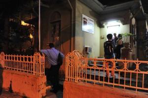 Após confusão, taxista e ciclista prestaram depoimentos | Foto: Fabiano do Amaral