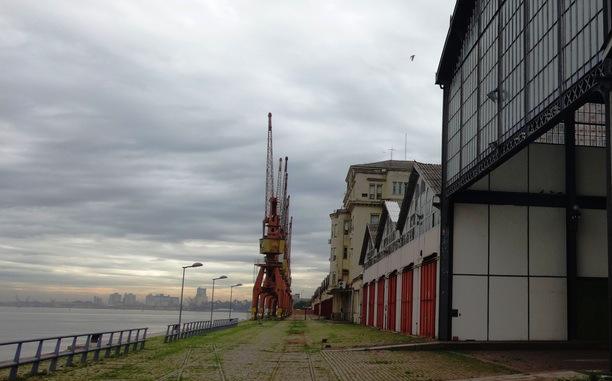 Obras aguardam estudo de impacto ambiental | Foto: Cais Mauá S.A/ Divulgação