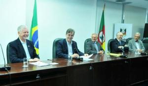 Prefeitura já deu condições para ampliação no Salgado Filho, diz Fortunati   Foto: Vinícius Reis / Assembleia Legislativa / Divulgação / CP